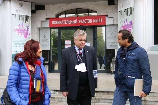 Geopolitica delle elezioni in Russia: scontro Mosca – OSCE