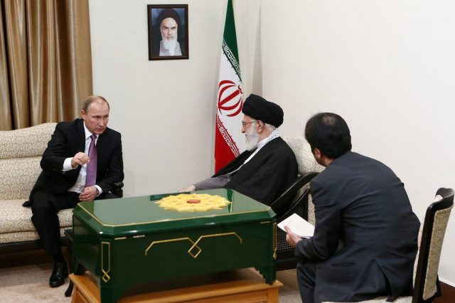 Iran increases its cooperation with Russia