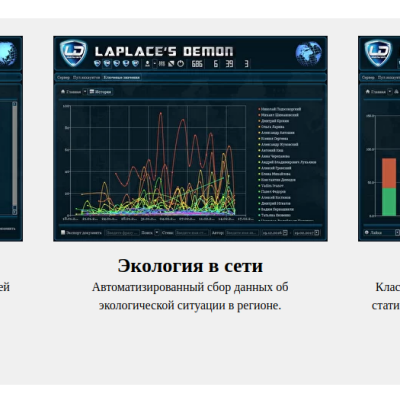 Laplace's Demon: the Russian solution for Open Source Intelligence